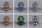 C4D / Arnold金属塑料玻璃木材大理石混泥土材质球预设