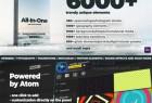 AE脚本 Pr预设 6000组文字标题字幕排版动态背景指引线标识MG动画