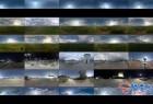 360° / 720°高清HDR室外高动态范围环境照明贴图素材