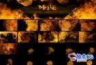 128组专业高品质火焰火苗火舌2K高清视频素材