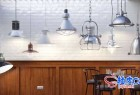 3DSMAX / VRay吊灯灯管台灯壁灯精细3D模型