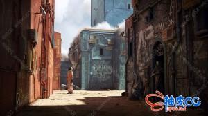 Cinema 4D & Octane渲染器制作大型场景高阶培训C4D / OC视频课程