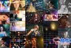 5600+浪漫天空魔幻仙境闪电火焰金色光效温暖平面视觉设计图片素材集