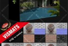 VRay for SketchUp / 3DSMAX金属陶瓷皮革织物大理石玻璃液体塑料材质球素材