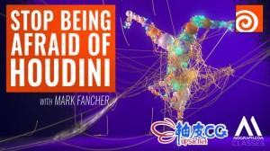 Houdini & C4D艺术和动作设计入门到大师级视频教程