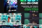 Pr模板预设 2700标题字幕全景滚动拉伸缩放无缝过渡视频特效+音效