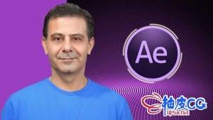 AE CC 2020基础入门到高手全面培训视频课程 + 英文字幕(更新版)