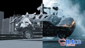 AE / 3DSMAX / PFTrack好莱坞VFX特效技术训练视频教程