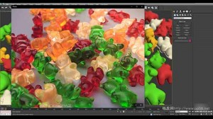 在3dsmax中创建橡皮糖3D模型