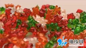 在3dsmax中使用VRay渲染橡皮糖视频教程
