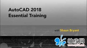 Linda-AutoCAD 2018全面基础视频教程