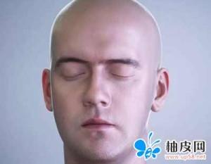 C4D人体皮肤材质Octane渲染教程