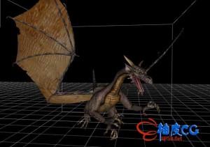 DAZ3D视频教程 置换贴图