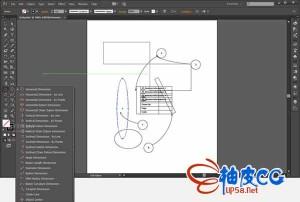 AI CAD制图插件Hot Door CADtools 11.2.3 for Adobe Illustrator Win 64位/macOS