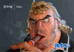 Maya渲染器 V-Ray Next v4.04.03 for Maya 2015 – 2018 Win破解版