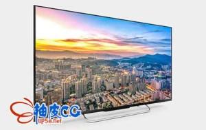 彩色智能电视多种格式3D模型