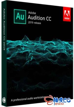 音频编辑软件Adobe Audition 2019 v12.1.3.10 / v12.1.4.5 Multilingual x64中文/英文/多语言直装版