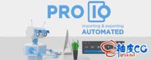 After Effects / Premiere Pro自动化导入和导出脚本 Pro IO v2.15.9 / v2.16.2 2Full version + 视频教程