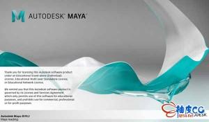 3D设计软件Autodesk Maya 2019.2 x64 中文/英文/多语言 WIN/MAC破解版