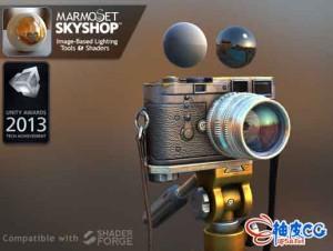 Unity 基于图像的HDR照明工具&着色器 Skyshop: Image-Based Lighting Tools & Shaders