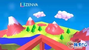 Unity虚拟现实游戏开发简介视频教程