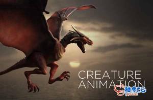 生物动画制作软件 Creature Animation Pro 3.70 / Pro 3.72 / Pro 3.73 破解版