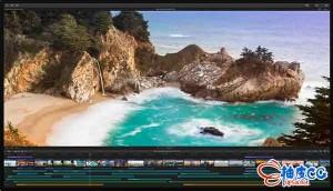 苹果视频剪辑软件Apple Final Cut Pro X  10.4.7多语言版/中文版