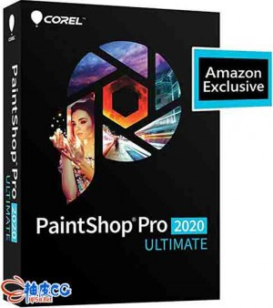 专业图像处理软件Corel PaintShop Pro 2020 v22.2.0.8 64位 / 32位 多语言替换破解版