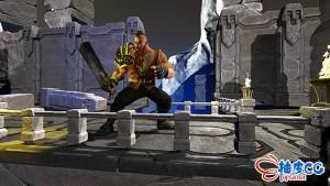 Unity和Maya中的创作游戏角色动画视频教程(附英文字幕)