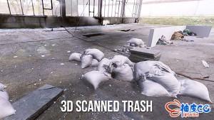Unity扫描垃圾回收站3D模型