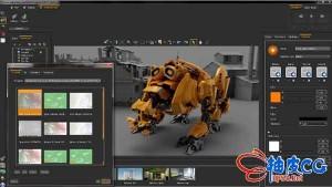 3D设计软件SimLab Composer 9.2.23 / Simlab Composer 10.11破解版 / 便携版 x64 Multilingual多语言破解版