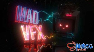 AE + E3D创建科幻效果视频教程 Motion Design School – MAD VFX in After Effects