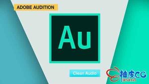 Audition处理音频清晰度技术视频教程