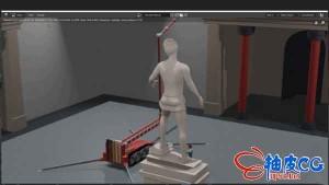 Blender 2.8动画制作技术基础入门培训视频教程