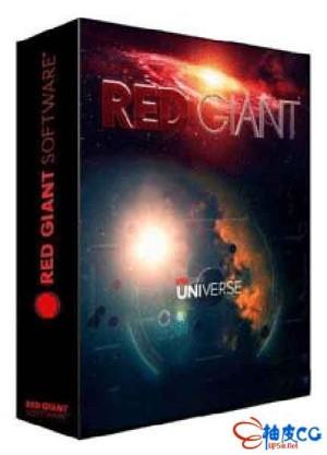 红巨人Red Giant Universe 3.2.2 / Red Giant Universe 3.3.0  x64序列号激活版