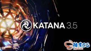 专业外观开发照明工具The Foundry Katana 3.5v3 / 3.6v2 x64破解版