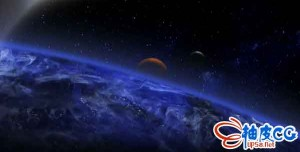AE创建太空场景MG动画视频教程