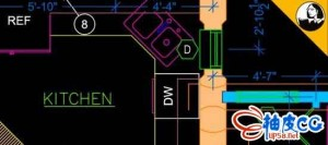 AutoCAD 2020设计工程绘图流程策略培训视频教程