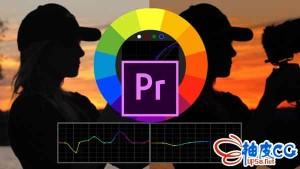 Premiere Pro初学者进行颜色分级和创建LUT视频教程
