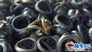 keyshot材质图创建高级金属材质视频教程