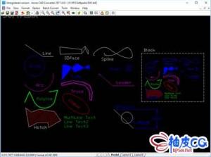 AUTOCAD格式转换工具Acme CAD Converter 2020 v8.9.8.1512便携版