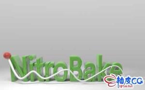 C4D场景烘焙插件NitroBake2 v2.07 iND破解版 + 视频教程