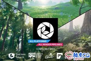 Nature Renderer v1.3.2 - Unity自然景观渲染器