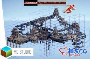 Unity自动网格合并器 Mesh Combine Studio 2 v2.88