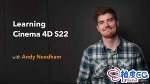 C4D S22三维设计和运动图形培训视频教程