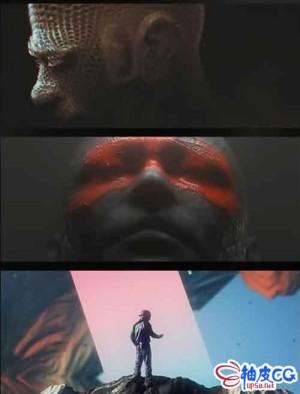 C4D Xpresso制作人面部表情动画视频教程