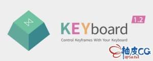 AE动画关键帧设置键盘插件 KEYboard Promo + 视频教程
