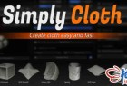 Blender创建布料插件 Simply Cloth Helper