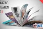 AE模板 专业3D杂志书籍广告翻页展示视频 Magazine Animation Pro II