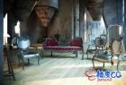 3DSMAX / VRay欧式沙发座椅家具3D模型